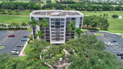 Boca Raton Condo For Sale: 7819 Lakeside Boulevard #811