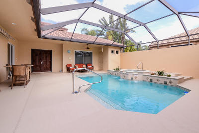 St Lucie County Single Family Home For Sale: 941 SW Grand Reserves Boulevard