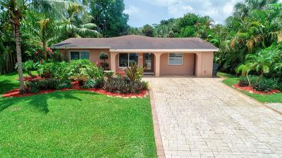 Boca Raton FL Single Family Home For Sale: $439,000