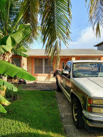 Boynton Beach Single Family Home For Sale: 216 NW 5th Avenue