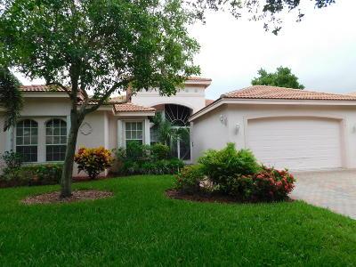 Lake Worth Single Family Home For Sale: 7701 Royale River Lane