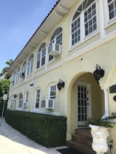 Palm Beach Rental For Rent: 253 Oleander Avenue #6