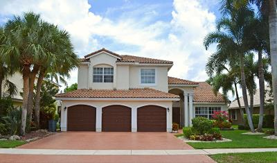 Boca Raton FL Single Family Home For Sale: $599,000