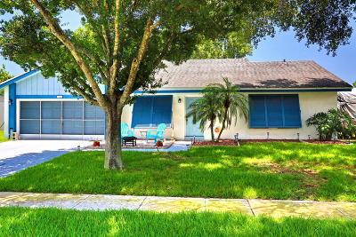 Boynton Beach Single Family Home For Sale: 1146 NW 10th Street