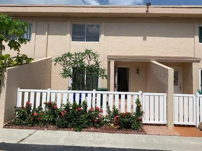 Margate FL Townhouse For Sale: $229,000