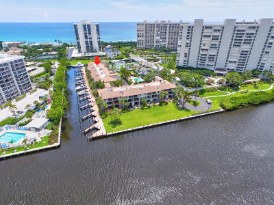 Coral Springs, Parkland, Coconut Creek, Deerfield Beach,  Boca Raton , Margate, Tamarac, Pompano Beach Rental For Rent: 4401 Ocean Boulevard #18