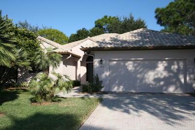 Stuart Single Family Home For Sale: 3413 SE Putnam Court