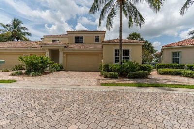 Palm Beach Gardens FL Townhouse For Sale: $359,900
