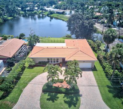 Boca Raton FL Single Family Home For Sale: $668,500