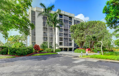 Boca Raton Condo For Sale: 6805 Willow Wood Drive #5025