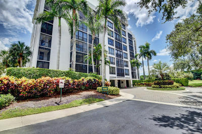 Boca Raton Condo For Sale: 7802 Lakeside Boulevard #753