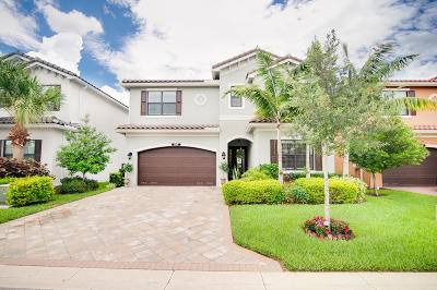 Delray Beach Single Family Home For Sale: 8065 Cactus Quartz Circle