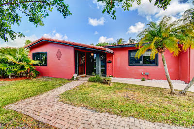 Boca Raton FL Single Family Home For Sale: $488,000