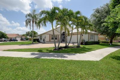 Delray Beach Single Family Home For Sale: 7732 Stirling Bridge Bl Boulevard