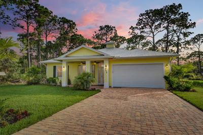 Stuart Single Family Home For Sale: 5618 SE 44th Avenue