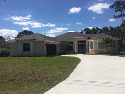 Single Family Home For Sale: 3274 SW Cohutta Street