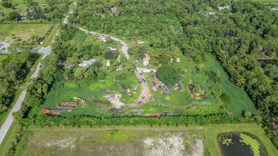 Lake Worth Residential Lots & Land For Sale: Xxxx Western Way