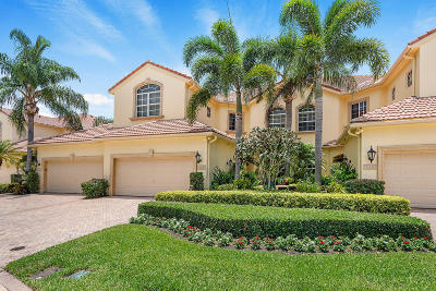 West Palm Beach Condo For Sale: 7571 Orchid Hammock Drive