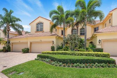 Boynton Beach, West Palm Beach Condo For Sale: 7571 Orchid Hammock Drive