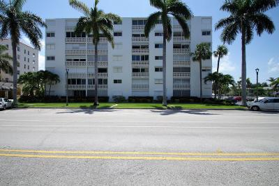Lake Worth Condo For Sale: 1 Golfview Road #304