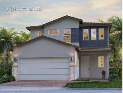 Deerfield Beach Single Family Home Contingent: 1070 Veleiros Boulevard #0250
