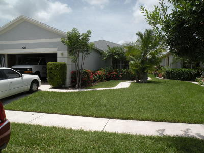 Saint Lucie West Single Family Home For Sale: 226 SW Manatee Springs Way