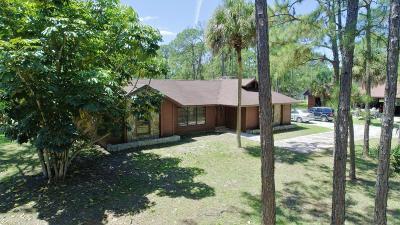 Jupiter FL Single Family Home For Sale: $434,000