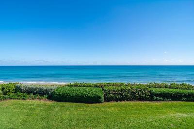 Palm Beach Condo For Sale: 3360 S Ocean Boulevard #3 C I