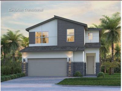 Deerfield Single Family Home For Sale: 1010 Veleiros Boulevard #0244