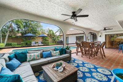 Boca Raton Single Family Home For Sale: 1302 NW 14th Street