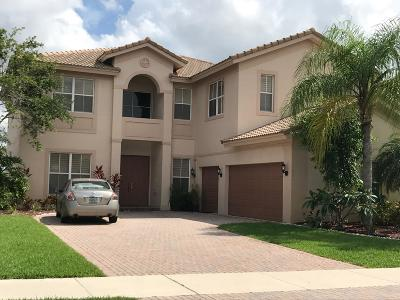 St Lucie County Single Family Home For Sale: 1823 SW Newport Isles Boulevard