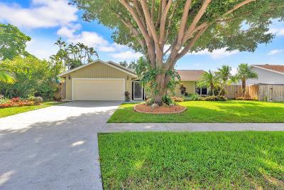 Boynton Beach Single Family Home For Sale: 9384 Longmeadow Circle