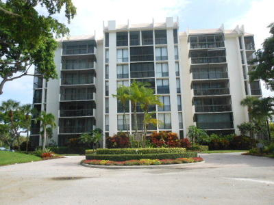 Boca Raton Condo For Sale: 1662 Bridgewood Drive #1662