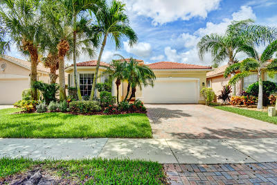 Delray Beach Single Family Home For Sale: 7231 Imperial Beach Circle