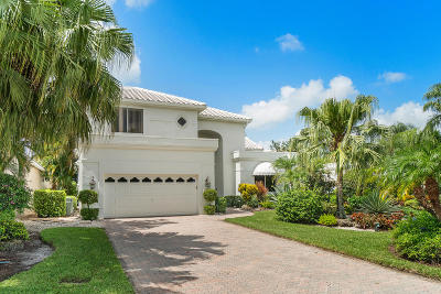 Boca Raton Single Family Home For Sale: 17371 Bridleway Trail