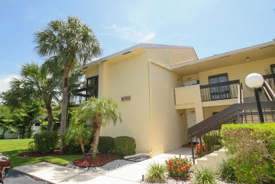 Delray Beach Condo For Sale: 16768 Oak Hill Trail #1221