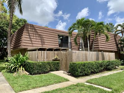 Palm Beach Gardens Townhouse For Sale: 311 3rd Lane