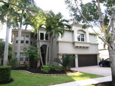 Wellington Single Family Home For Sale: 2727 Danforth Terrace