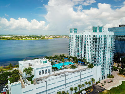 West Palm Beach Condo Contingent: 300 S Australian Avenue #1202