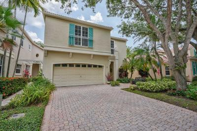 Palm Beach Gardens Single Family Home For Sale: 6 Via Tivoli