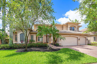 Delray Beach Single Family Home For Sale: 9648 Savona Winds Drive