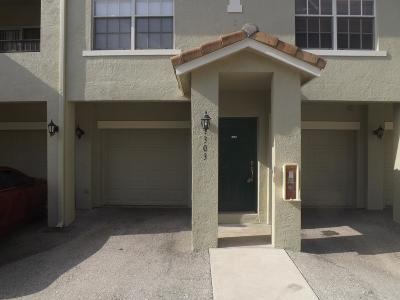 Boynton Beach Condo For Sale: 303 Belmont Place #303