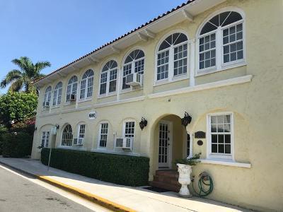 Palm Beach Rental For Rent: 253 Oleander Avenue #7