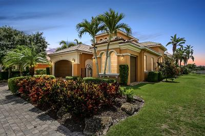 Port Saint Lucie Single Family Home For Sale: 130 SE Bella Strano