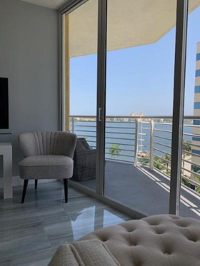 West Palm Beach Condo For Sale: 1551 Flagler Drive #816