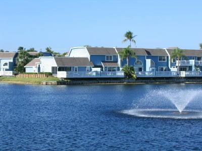 Jupiter Townhouse For Sale: 1115 Ocean Dunes Circle