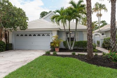 West Palm Beach Single Family Home For Sale: 9111 Baybury Lane