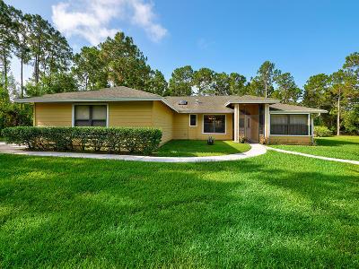 Jupiter Single Family Home For Sale: 13020 152nd Road