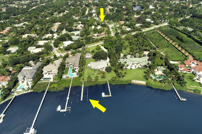 Jupiter Single Family Home For Sale: 5914 River Club Circle