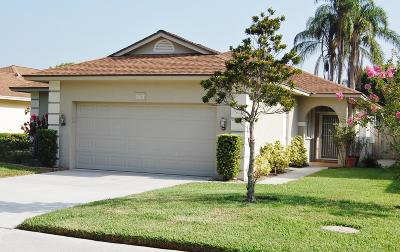 Jupiter Single Family Home For Sale: 145 Sims Creek Lane